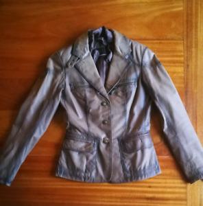 Danier Leather Jacket - XXS