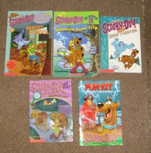 Scooby-Doo  Books & 2 Level 1 Readers