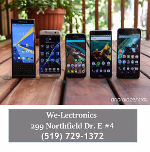 ⭐Cell Phones for Sale at We-Lectronics! iPhone,Samsung,Android ⭐