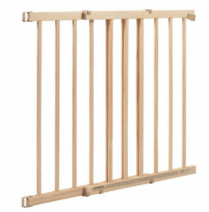 Evenflo Top of Stairs wood gate