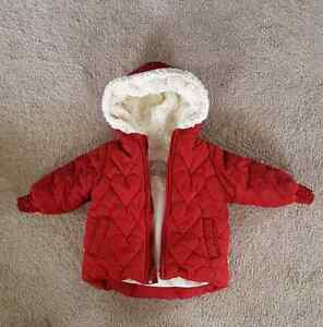 Winter Items Jackets & Boots