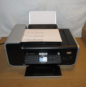 Lexmark X7675 Professional All-In-One Inkjet Printer