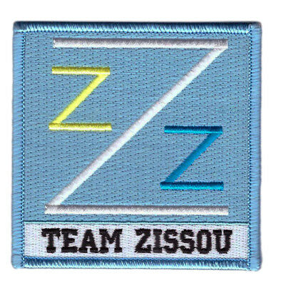The Life Aquatic Team Zissou Logo IRON ON Life Aquatic Team Costume Patch  - The Life Aquatic Costume