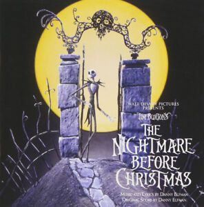 Nightmare Before Christmas-Special 2 cd edition soundtrack