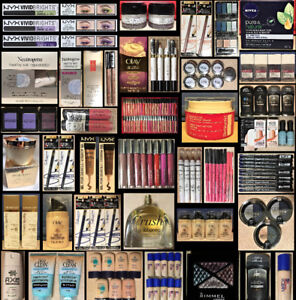 MAKEUP * COSMETICS ^ SKIN CARE ^ BEAUTY PRODUCTS * HUGE SAVINGS!