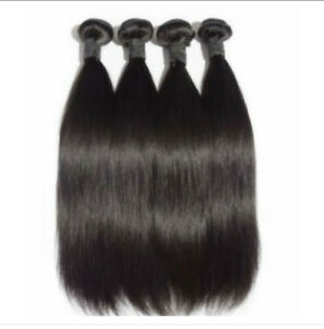 "VIRGIN BRAZILIAN STRAIGHT BUNDLES 12""-30"" CALL 416 787 5007"