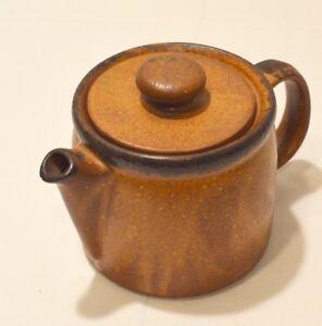 McCoy Pottery Mesa Canyon Teapot