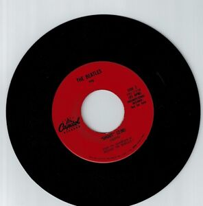 The Beatles Introduce New Songs - demo 45 rpm vinyl record Kitchener / Waterloo Kitchener Area image 2
