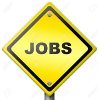 NOW HIRING MANY JOBS - ALL SHIFTS - WEEKENDS TOO!