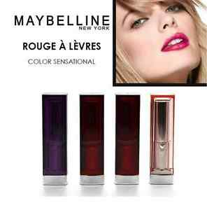 image is loading rouge a levres gemey maybelline color sensational - Rouge A Levre Gemey Maybelline Color Sensational