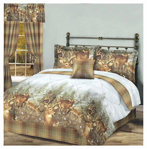 Deer Creek 6pc Bed Set - Twin, New