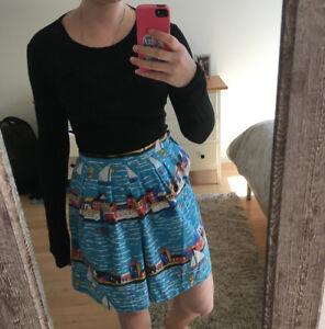 Beautiful east coast handmade skirt!