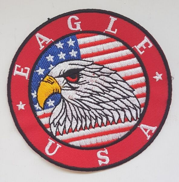 USA Eagle, Patriot, Rare patches, badges Collectibles, Military, Memorabilia, Memento, Hobbyist