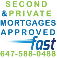 Fast Second & Private Mortgage | Get Approved Today | Low Rates!