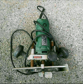 Bocsh pof 52 ruter with accesories full working order can deliver,post