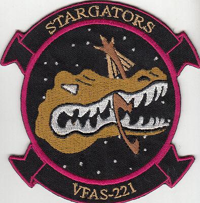 PARCHE STAR GATE ATLANTIS STARGATORS VFAS-221  STARGATE PATCH