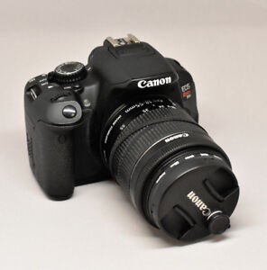 Canon EOS Rebel T4i w/18-55mm STM IS 18MP