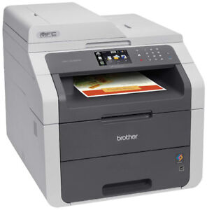 Brother 9130-CW Color Laser AIO Printer - Refurb