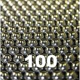 "100 5/32"" Inch G25 Precision 440 Stainless Steel Bearing Balls"