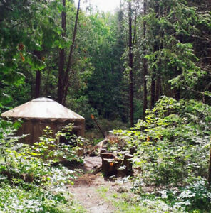 YURT for rent, winter 2019/2020, Barry's Bay