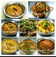 Authentic Indian Food Catering