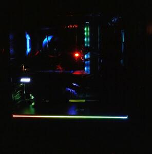 High End Gaming PC GTX 1070, i5 8400 Coffee Lake, 16GB DDR4, SSD