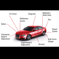 Automotive Repairs $40/Hour! Free Inspection With Any Service!