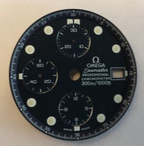 For Sale Omega Seamaster Chronograph Dial