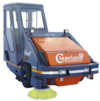 Buy/Rent Industrial/Commercial Road Cleaning Machines