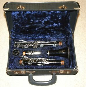 Clarinet Vintage By B H Edgware Of London Made In England. Rare.