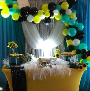 Wedding decor services in toronto gta kijiji classifieds event decor and more birthdays weddings babyshowers junglespirit Choice Image