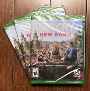 Far Cry New Dawn + DLC - Xbox One - Neuf Scellé