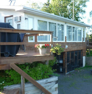 Waterfront House / Home Property for sale Shediac River NB