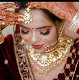 Professional Hair and Makeup and Mehndi Artist In London