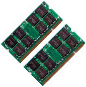4GB, 2GB, 1GB, 512MB DDR2 SODIMM