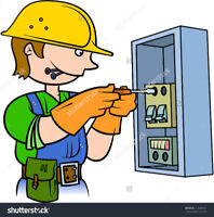 EXPERIENCED JOURNAYMAN ELECTRICIAN !!!