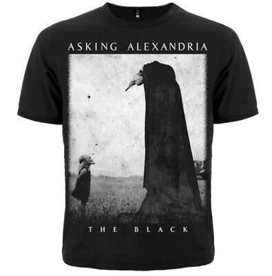 Musical Rock Band Asking Alexandria  3D Printed Women Mens Fashion T Shirts