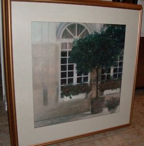 Beautiful large prints for den, office or living room