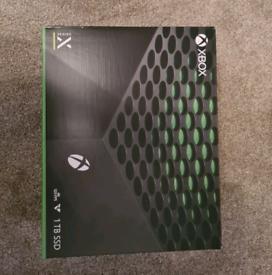 X Box Series X- Brand New