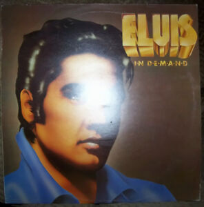 ELVIS IN DEMAND (1977) Vinyl LP