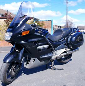 99 reg Honda ST1100 pan European full mot