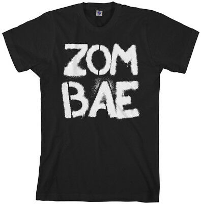 Zombae Zombie Men's T-Shirt Funny Living Dead Lover Gift - Zombie Gifts For Men