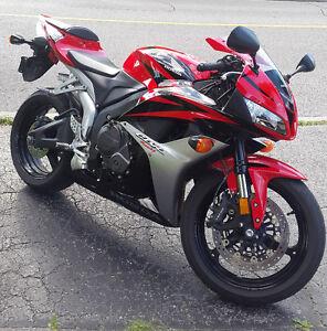 2007 Honda CBR600RR - Low kms - All Original - No Mods - MINT