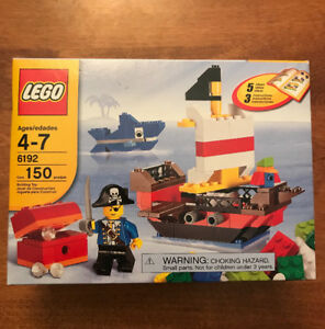 LEGO Pirate Building Set 6192 - brand new, unopened