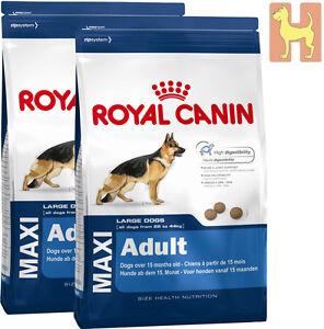 2x15= 30 kg Royal Canin Maxi Adult - Hundefutter fü
