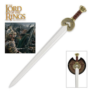 The Lord of the Rings King Theoden Herrugrim Sword