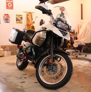 Adventure Touring R1200gs Rallye