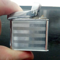 Vintage Art Deco Silver Fisher Canada Double Case Lighter Longueuil / South Shore Greater Montréal Preview