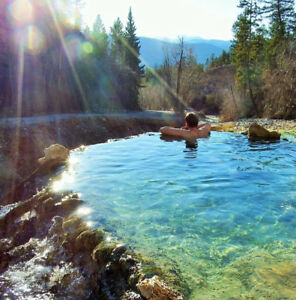 Golf Hot Springs Adventures Recreation Year Round