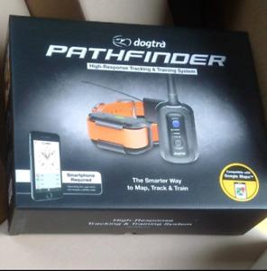 Dogtra pathfinder gps tracking/Ecollar